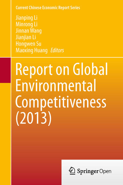 Report on Global Environmental Competitiveness (2013) - Coverbild