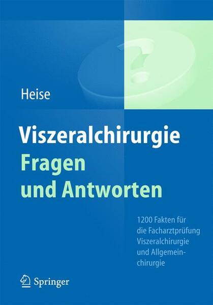 Viszeralchirurgie Fragen und Antworten - Coverbild
