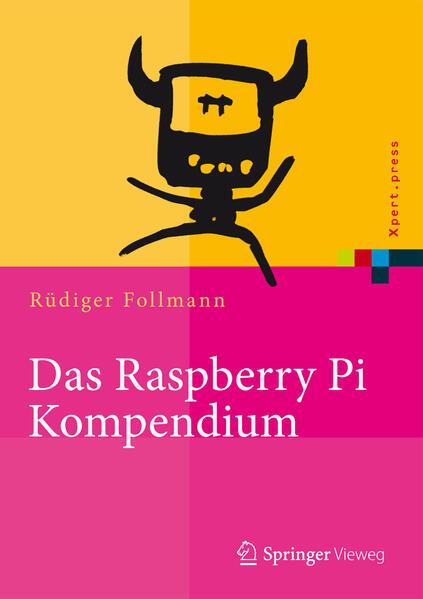 Das Raspberry Pi Kompendium - Coverbild