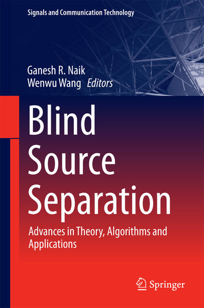Blind Source Separation - Coverbild