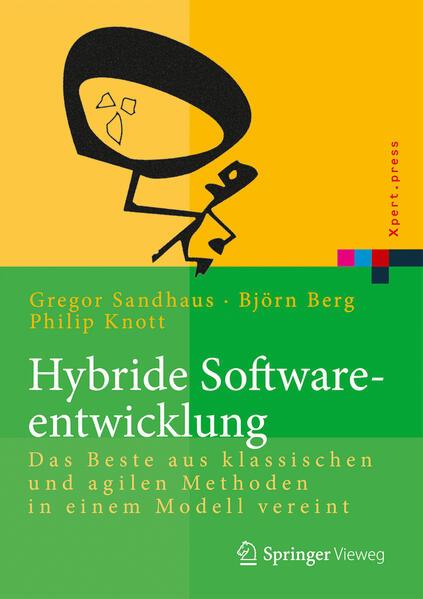 Hybride Softwareentwicklung - Coverbild