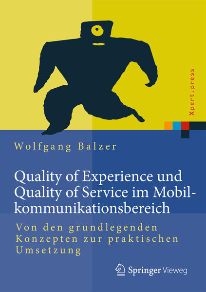 Quality of Experience und Quality of Service im Mobilkommunikationsbereich - Coverbild