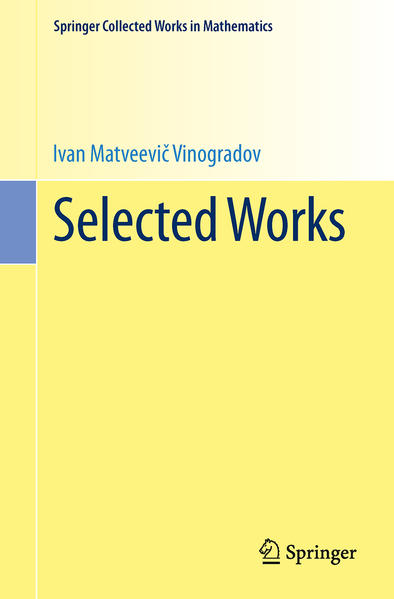 Selected Works - Coverbild