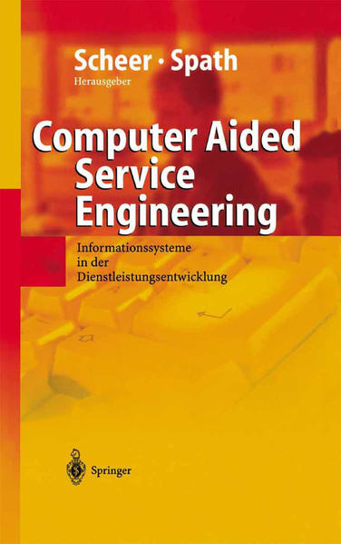 Computer Aided Service Engineering - Coverbild