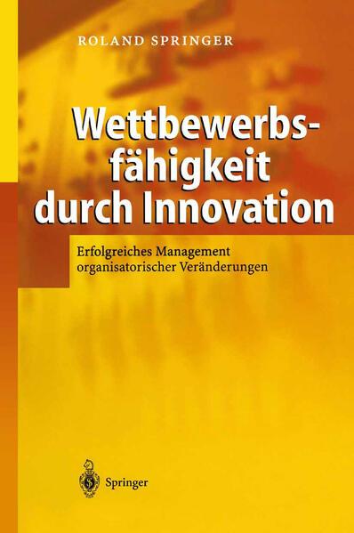 Wettbewerbsfähigkeit durch Innovation - Coverbild