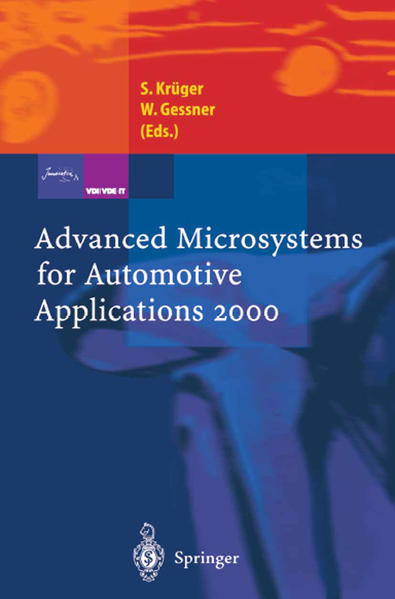 Advanced Microsystems for Automotive Applications 2000 - Coverbild
