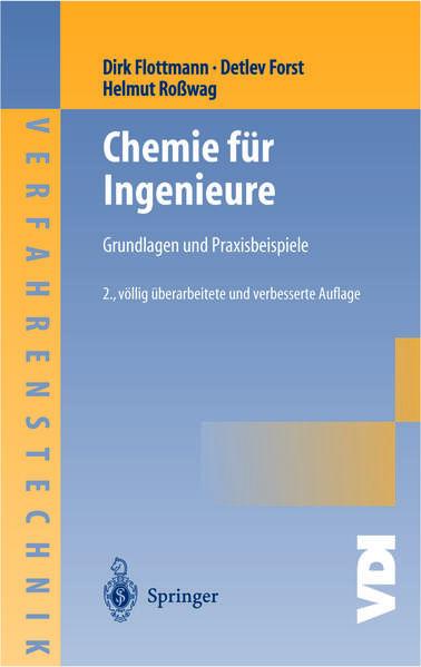 Chemie für Ingenieure - Coverbild