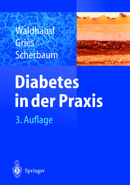 Diabetes in der Praxis - Coverbild