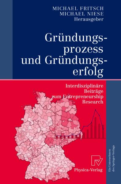 Gründungsprozess und Gründungserfolg - Coverbild