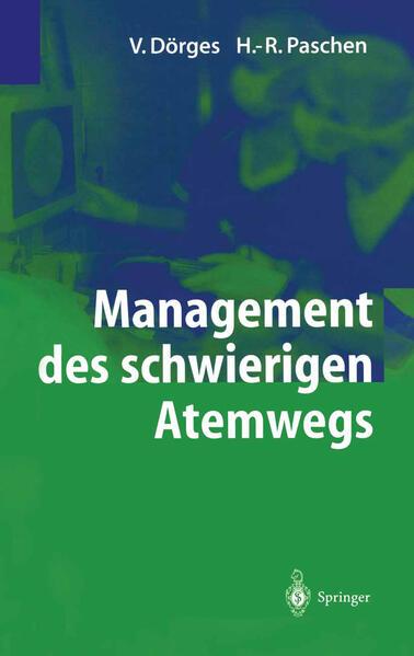 Management des schwierigen Atemwegs - Coverbild