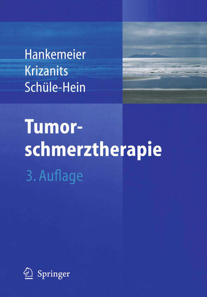 Tumorschmerztherapie - Coverbild