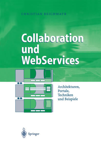Collaboration und WebServices - Coverbild