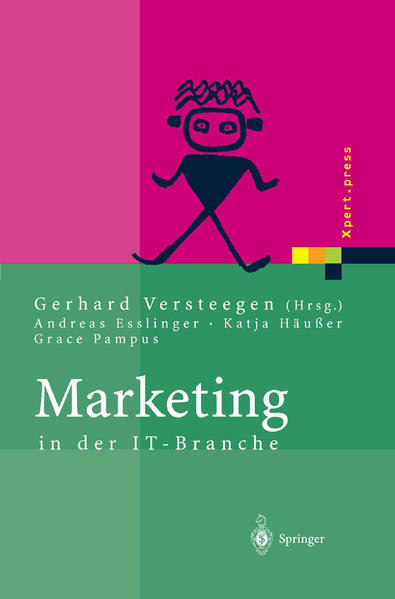 Marketing in der IT-Branche - Coverbild