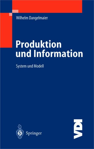 Produktion und Information - Coverbild