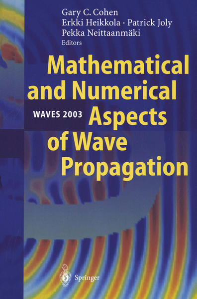 Mathematical and Numerical Aspects of Wave Propagation WAVES 2003 - Coverbild
