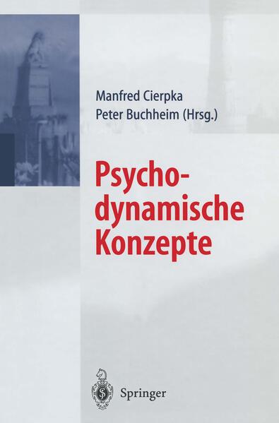 Psychodynamische Konzepte - Coverbild