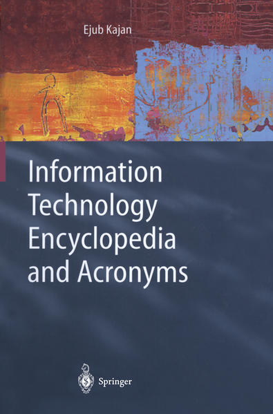 Information Technology Encyclopedia and Acronyms - Coverbild