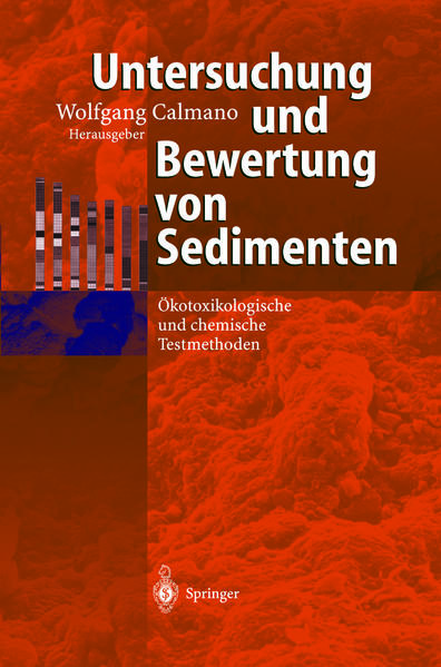 Untersuchung und Bewertung von Sedimenten - Coverbild