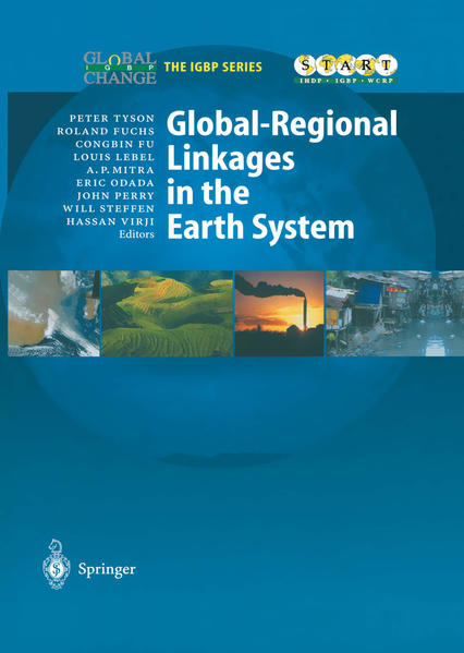 Global-Regional Linkages in the Earth System - Coverbild