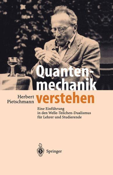 Quantenmechanik verstehen - Coverbild