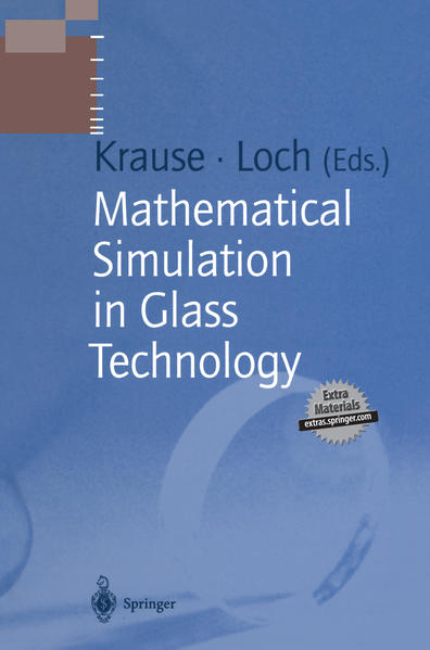 Mathematical Simulation in Glass Technology - Coverbild