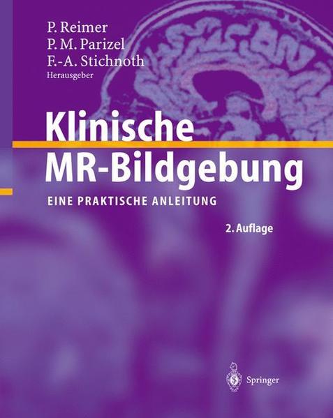 Klinische MR-Bildgebung - Coverbild