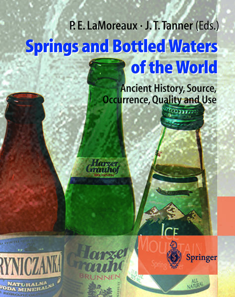 Springs and Bottled Waters of the World - Coverbild