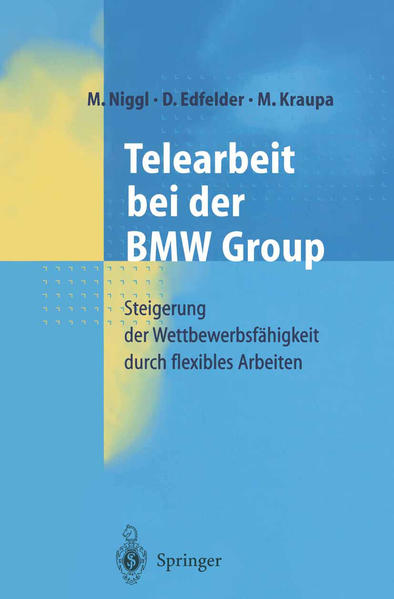 Telearbeit bei der BMW Group - Coverbild