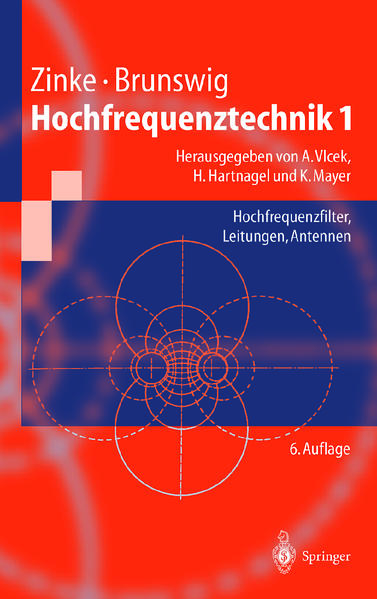 Hochfrequenztechnik 1 - Coverbild
