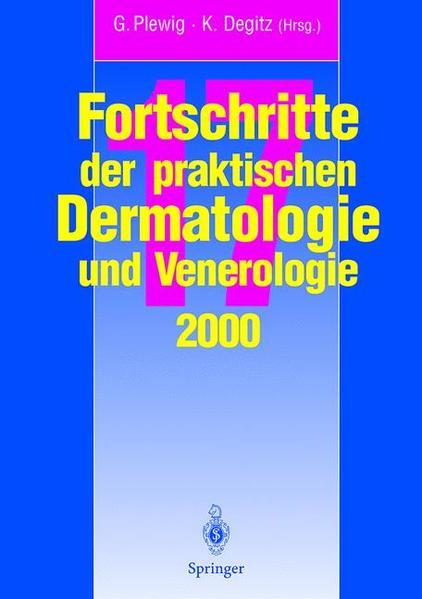 Fortschritte der praktischen Dermatologie und Venerologie - Coverbild
