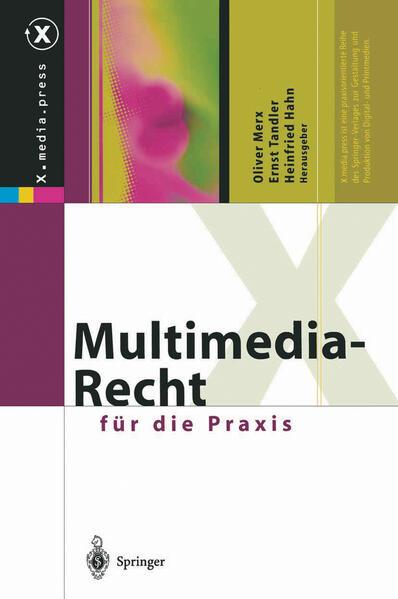 Multimedia-Recht für die Praxis - Coverbild