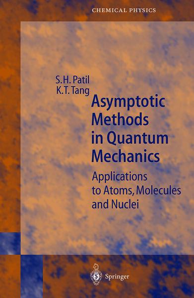 Asymptotic Methods in Quantum Mechanics - Coverbild