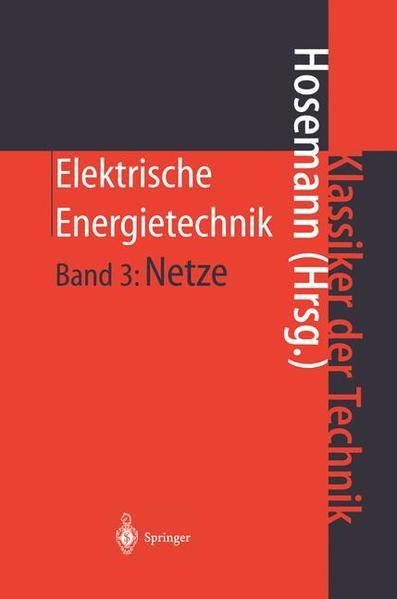 Elektrische Energietechnik - Coverbild