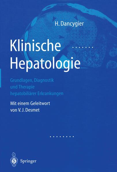 Klinische Hepatologie - Coverbild