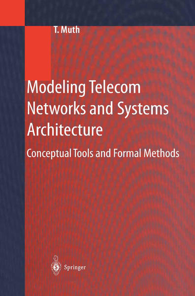 Modeling Telecom Networks and Systems Architecture - Coverbild
