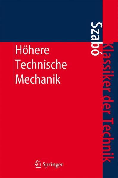 Höhere Technische Mechanik - Coverbild