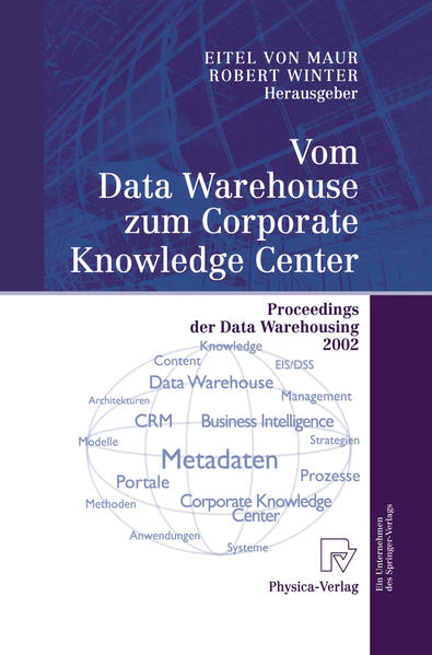 Vom Data Warehouse zum Corporate Knowledge Center - Coverbild