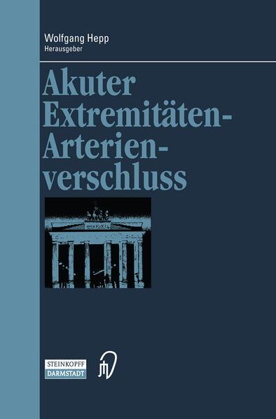 Akuter Extremitäten-Arterienverschluss - Coverbild