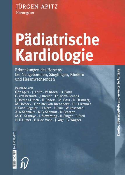 Pädiatrische Kardiologie - Coverbild