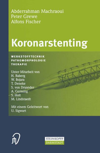 Koronarstenting - Coverbild