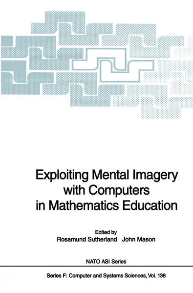 Exploiting Mental Imagery with Computers in Mathematics Education - Coverbild