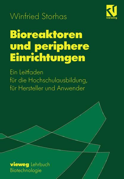 Bioreaktoren und periphere Einrichtungen - Coverbild