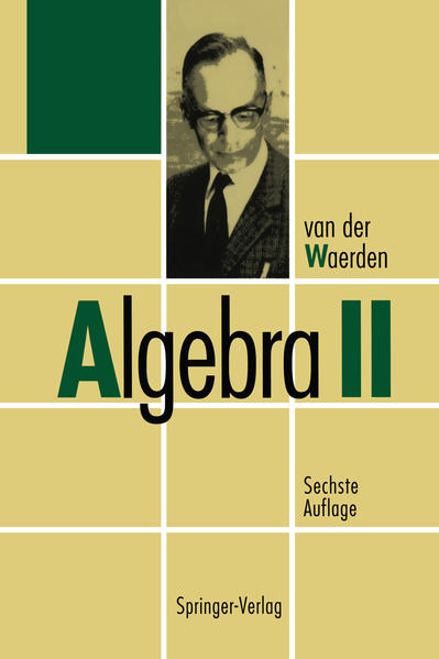 Algebra II - Coverbild
