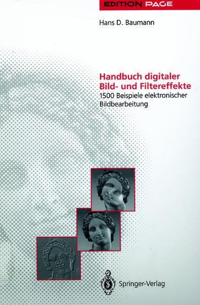 Handbuch digitaler Bild- und Filtereffekte - Coverbild