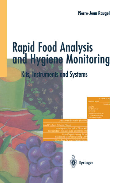 Rapid Food Analysis and Hygiene Monitoring - Coverbild