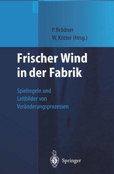 Frischer Wind in der Fabrik - Coverbild