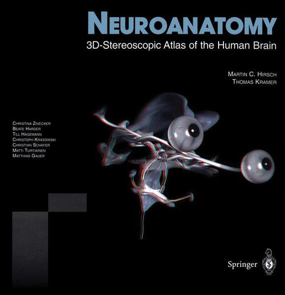 Neuroanatomy - Coverbild