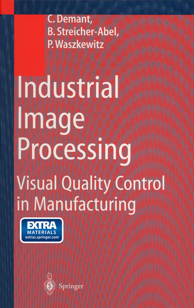 Industrial Image Processing - Coverbild