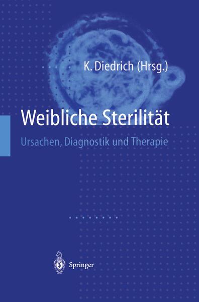 Weibliche Sterilität - Coverbild