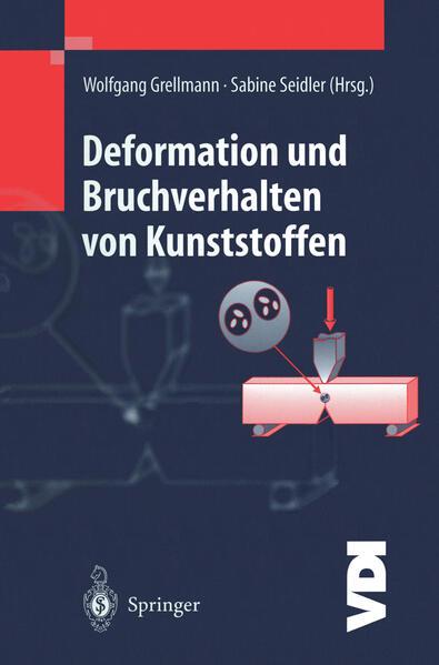 Deformation und Bruchverhalten von Kunststoffen - Coverbild